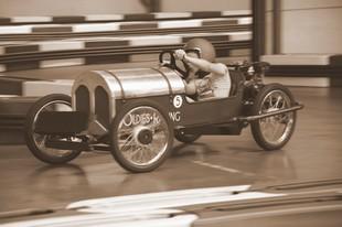 Oldies Racing - Shooting seminario atipico
