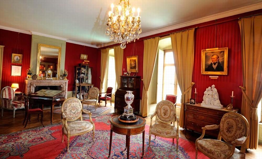 Ch teau de vollore salle s minaire clermont ferrand 63 for Salon des eta