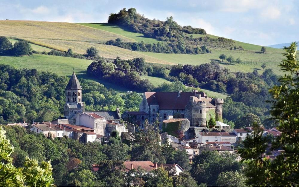 Castello Reale di Saint Saturnin - Ambiente