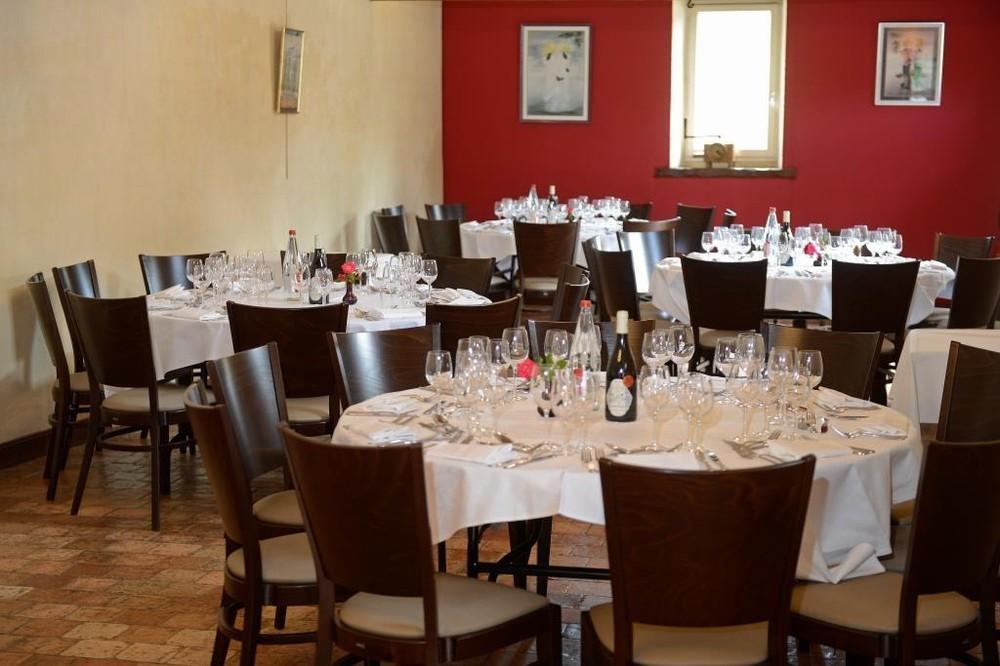 La Table Du Meunier Salle Seminaire Angers 49