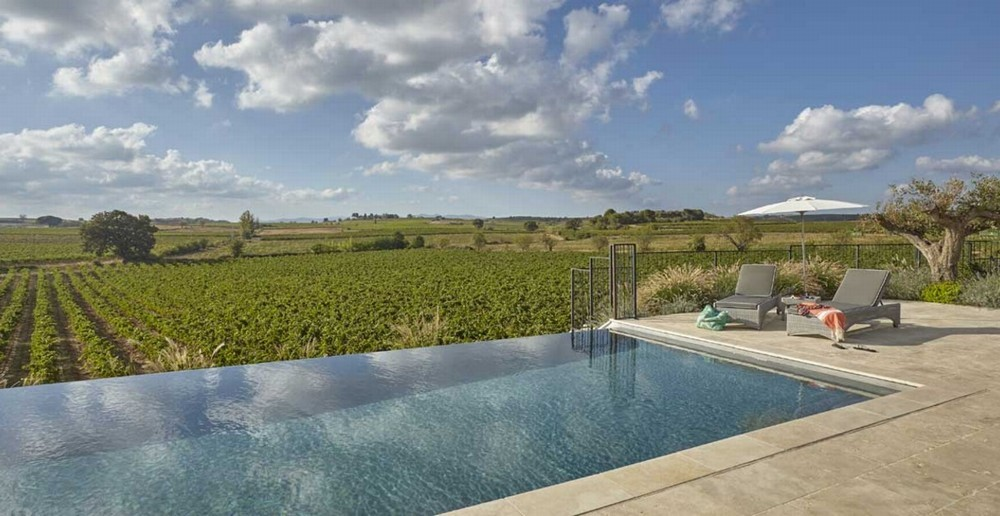 Domaine st pierre de serjac - outdoor swimming pool