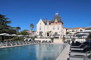 Domaine St Pierre de Serjac - Castillo Seminario Hérault 34