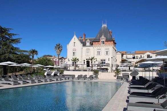 Domaine St Pierre de Serjac - Schloss Seminar Hérault 34