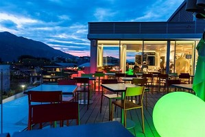 Best Western Aquakub - Terrace Restaurant KUBIX