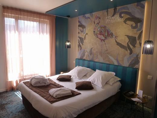 Best western aquakub - habitación superior aquakub
