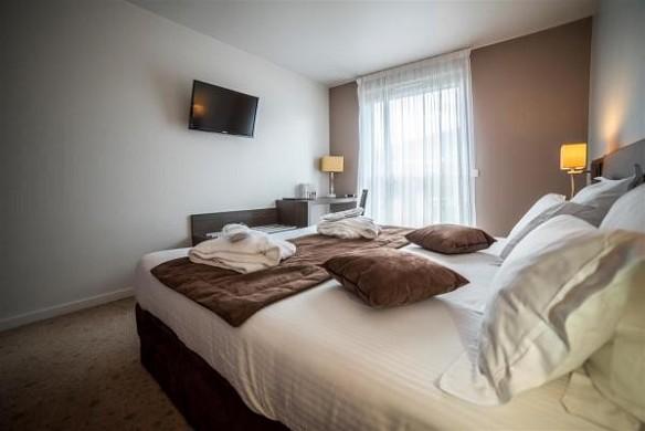 Best western aquakub - habitación confort