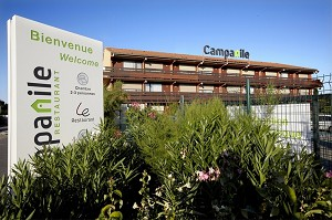 Campanile Salon de Provence - estrelas 3 Conference Hotel em Bouches-du-Rhône