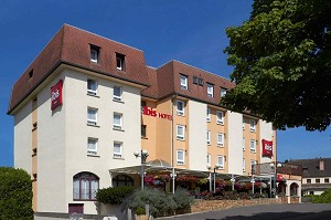 Ibis Beaune Centre - Hotel Front