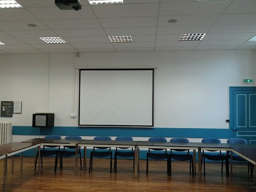 The new bis - joly room