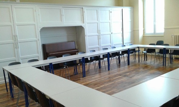 The new bis - Rolland room