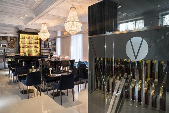 Vertigo Hotel - Bar