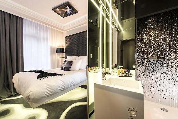Vertigo Hotel - Room