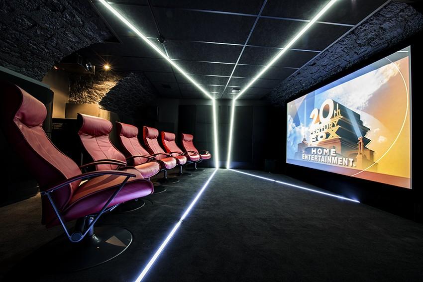 Screening Room - Hotel Vertigo