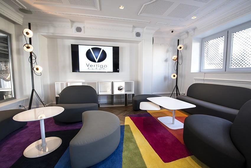 Meeting Room - Hotel Vertigo