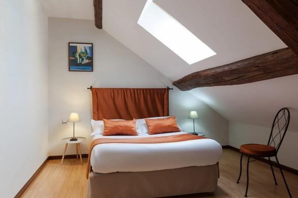 Das originale Boutique-Hotel de la Paix Beaune - Zimmer