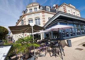 Hotel de France Beaune - Außenansicht