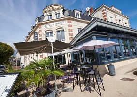 Hotel de France Beaune - Exterior
