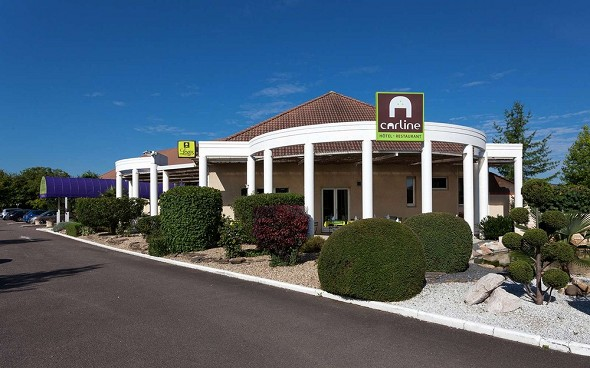 Carline Hotel Beaune - Hotel *** for professional events