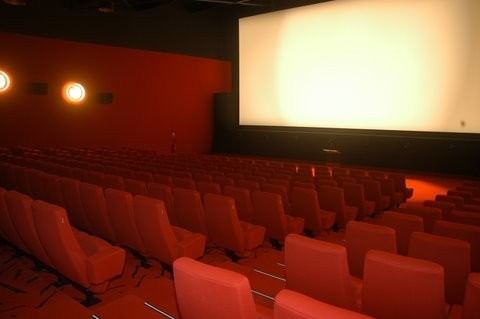 Cap Beaune cinema - anfiteatro