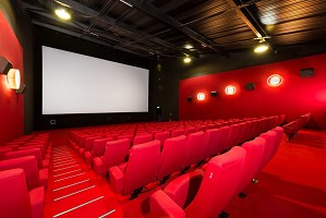 Organizing events in a cinema