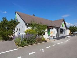 Campanile Dijon Sud - exterior de la propiedad
