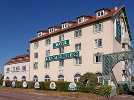 El Escargotière - Hotel Front