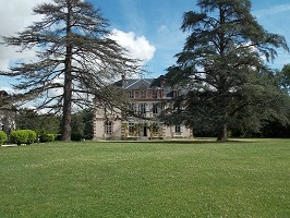 Château de la Fontaine - invece di Esterno