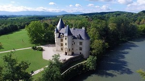 Château de Saint-Martory - SAINT-MARTORY seminar
