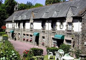 Hostellerie du Vieux Moulin - Außenansicht