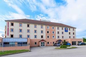 Comfort Hotel Dijon Sud - Front