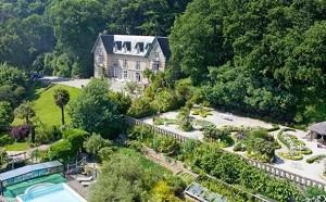 Château Les Hauts - Panoramica