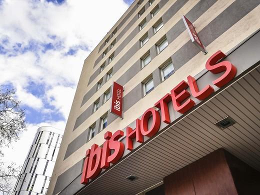 Ibis Dijon centre clemenceau - exterior