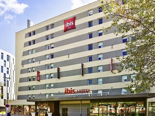 Ibis Dijon center clemenceau - facade