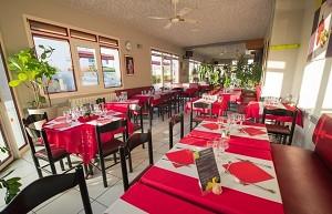 Le Clos Mutaut - Restaurantzimmer
