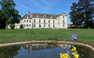 Château de Meursault - Fora do castelo