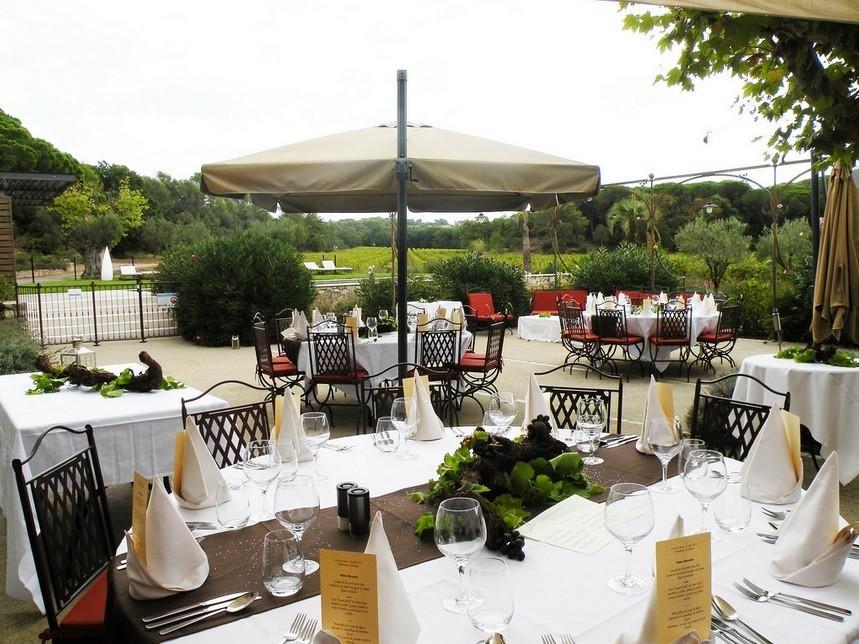 Restaurant Le Clos Des Roses A Saint Raphael