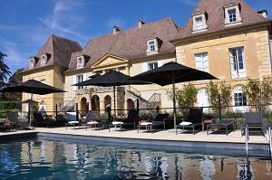 Château Les Merles - Außerhalb des Schlosses