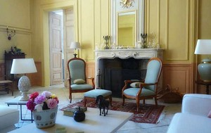 Salón vintage