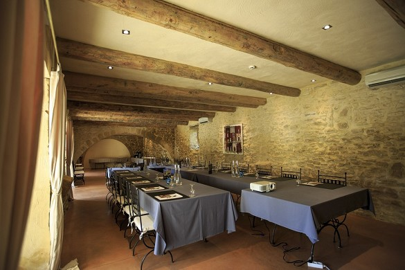 Domaine des escaunes - meeting room