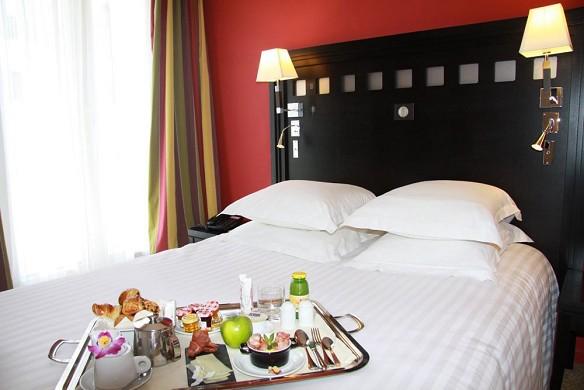 Grand Tonic Hotel Biarritz - residencial sala de reuniones