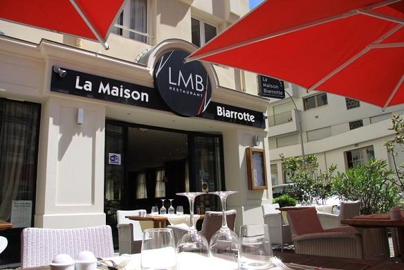 Grand Tonic Hotel Biarritz - Restaurante casa Biarrotte