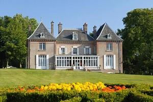 The Domaine de Drancourt - Shooting seminar green