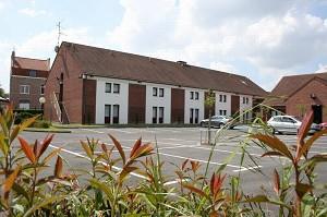 Inter Hotel Le Gayant - Estacionamento