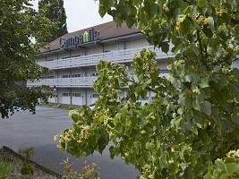 Campanile Lille Sud Seclin - Hotel Front