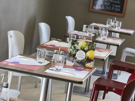 Campanile lille sud seclin - restaurante