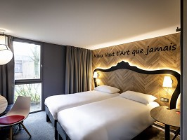 Ibis Styles Douai Gayant Expo Train Station Hotel - Chambre