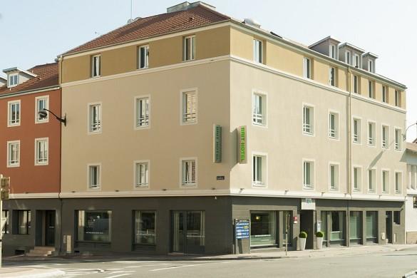Brit hotel mâcon centre gare - fachada