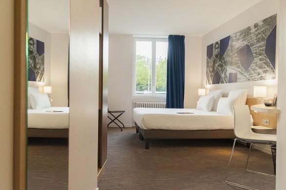 Brit hotel mâcon centre gare - alojamiento