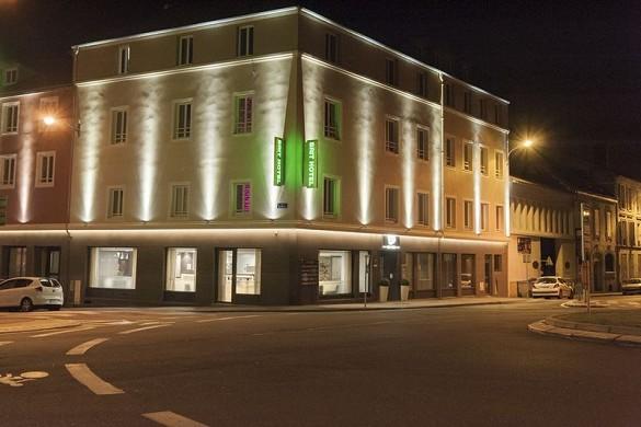 Brit hotel mâcon centre gare - de noche