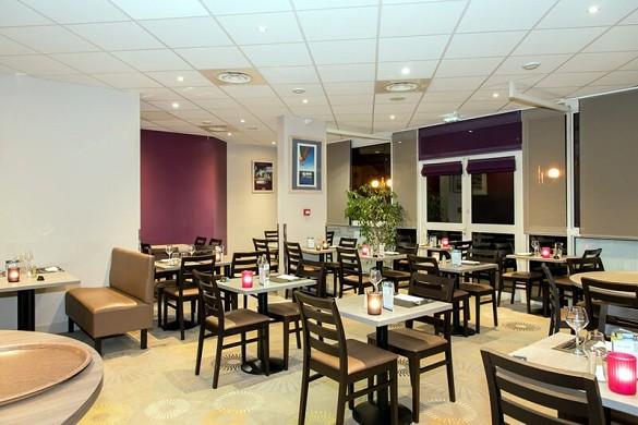 Brit Hotel Süd Türme - Restaurant